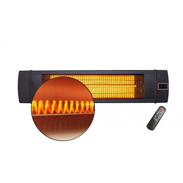 Terasų šildytuvai REMINA Carbon